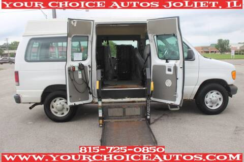 2004 Ford E-Series Cargo for sale at Your Choice Autos - Joliet in Joliet IL
