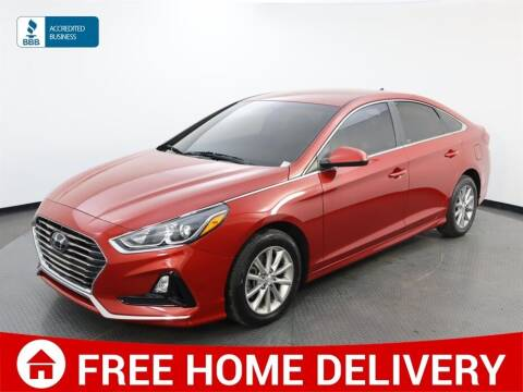 2018 Hyundai Sonata for sale at Florida Fine Cars - West Palm Beach in West Palm Beach FL