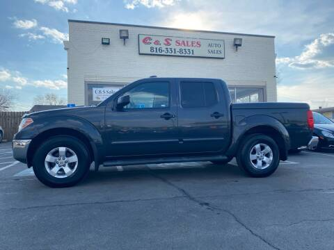 2010 Nissan Frontier for sale at C & S SALES in Belton MO