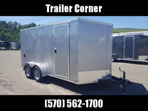 2022 Look Trailers STLC  7X14 - EXTRA HEIGHT