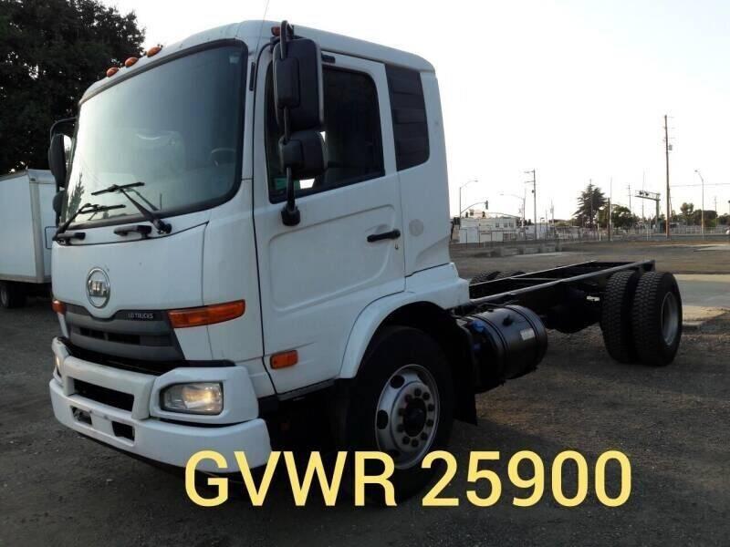2012 UD Trucks UD2600 for sale at DOABA Motors in San Jose CA