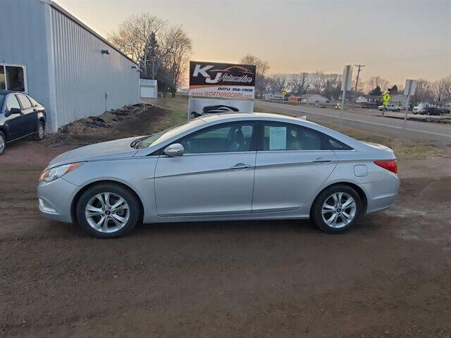2011 Hyundai Sonata for sale at KJ Automotive in Worthing SD