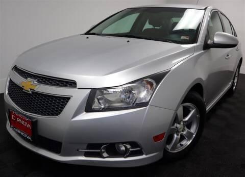 2011 Chevrolet Cruze for sale at CarNova in Stafford VA