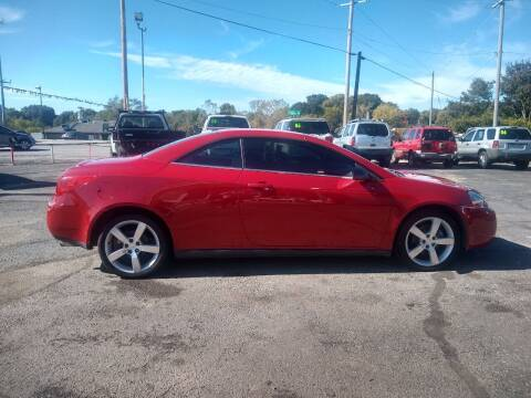 2007 Pontiac G6 for sale at Savior Auto in Independence MO