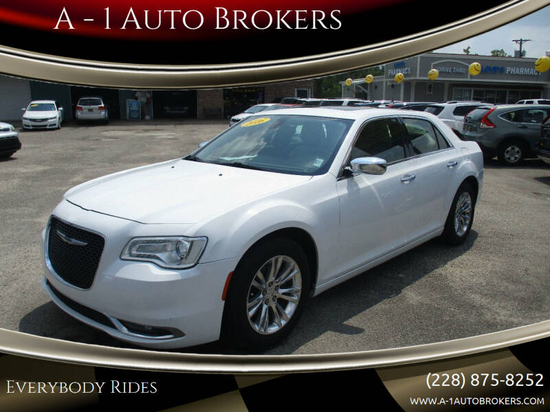 2016 Chrysler 300 for sale at A - 1 Auto Brokers in Ocean Springs MS