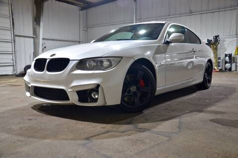 2011 BMW 3 Series for sale at Marietta Auto Mall Center in Marietta GA