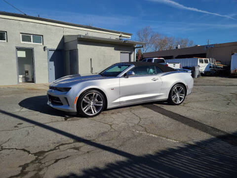 2017 Chevrolet Camaro for sale at Imports Auto Sales & Service in Alameda CA