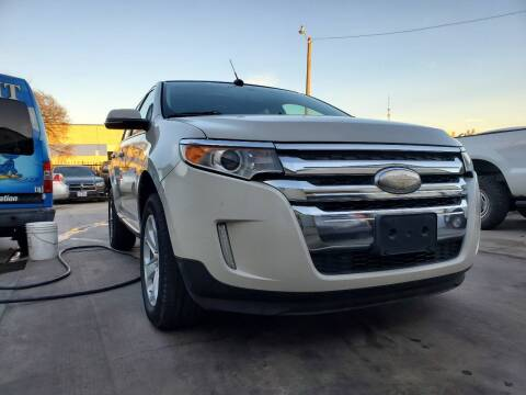 2013 Ford Edge for sale at SP Enterprise Autos in Garland TX