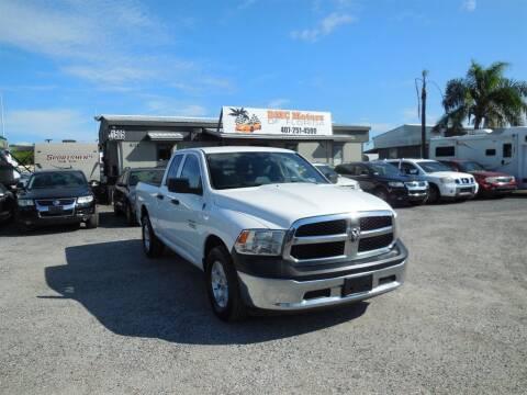 2013 RAM Ram Pickup 1500 for sale at DMC Motors of Florida in Orlando FL