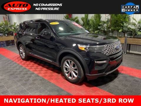 2020 Ford Explorer for sale at Auto Express in Lafayette IN