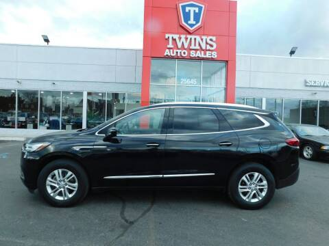 2020 Buick Enclave for sale at Twins Auto Sales Inc Redford 1 in Redford MI