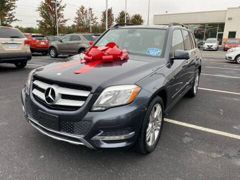 2013 Mercedes-Benz GLK for sale at Charlotte Auto Group, Inc in Monroe NC
