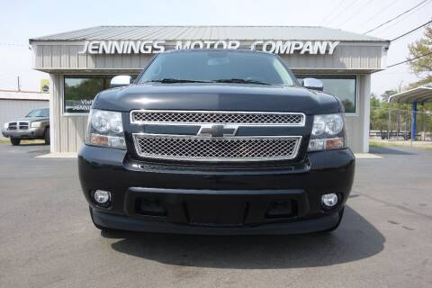 2013 Chevrolet Tahoe for sale at Jennings Motor Company in West Columbia SC