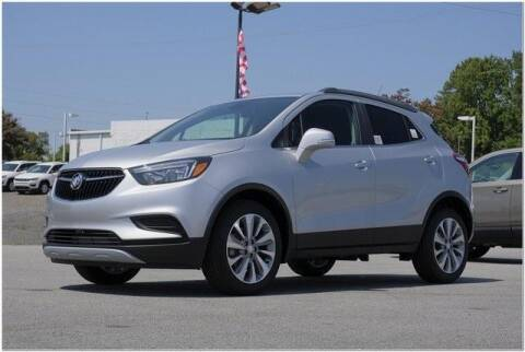 2019 Buick Encore for sale at WHITE MOTORS INC in Roanoke Rapids NC