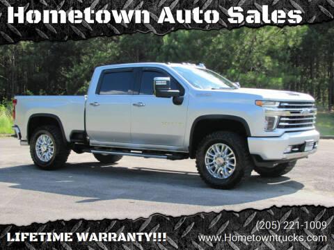 2021 Chevrolet Silverado 2500HD for sale at Hometown Auto Sales - Trucks in Jasper AL