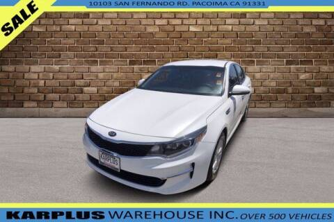 2016 Kia Optima for sale at Karplus Warehouse in Pacoima CA