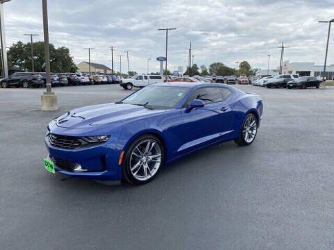 2020 Chevrolet Camaro for sale at DOW AUTOPLEX in Mineola TX