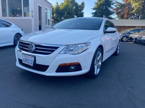 2012 Volkswagen CC for sale at Ronnie Motors LLC in San Jose CA