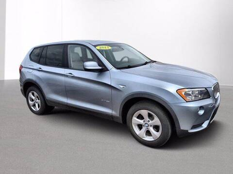 2011 BMW X3 for sale at Jimmys Car Deals at Feldman Chevrolet of Livonia in Livonia MI