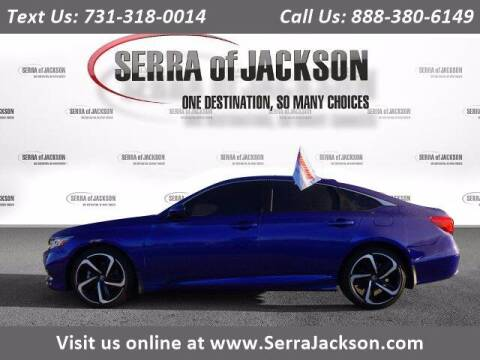 2019 Honda Accord for sale at Serra Of Jackson in Jackson TN