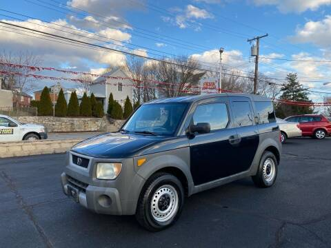 2004 Honda Element for sale at FIESTA MOTORS in Hagerstown MD