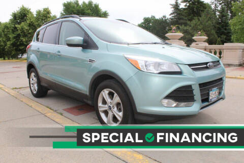 2013 Ford Escape for sale at K & L Auto Sales in Saint Paul MN