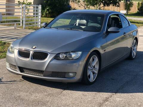2009 BMW 3 Series for sale at CARSTRADA in Hollywood FL