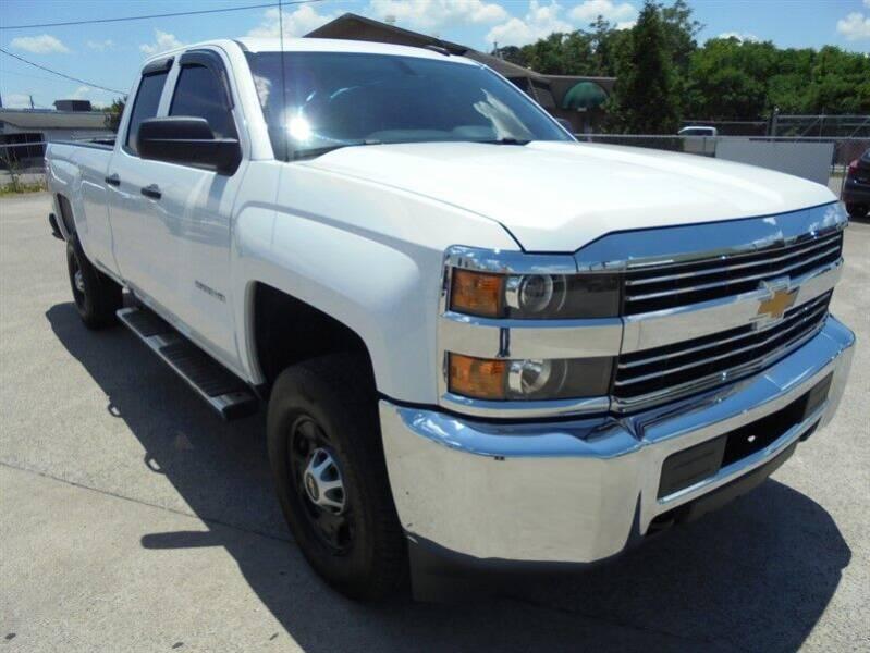 2016 Chevrolet Silverado 2500HD for sale at PIONEER AUTO SALES LLC in Cleveland TN