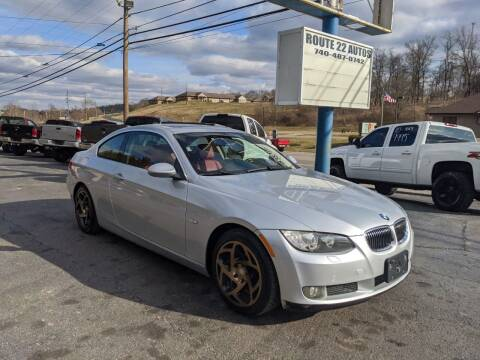 2008 BMW 3 Series for sale at Route 22 Autos in Zanesville OH