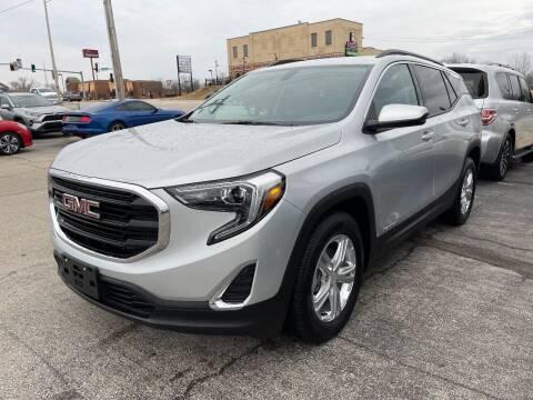 2019 GMC Terrain for sale at Greg's Auto Sales in Poplar Bluff MO