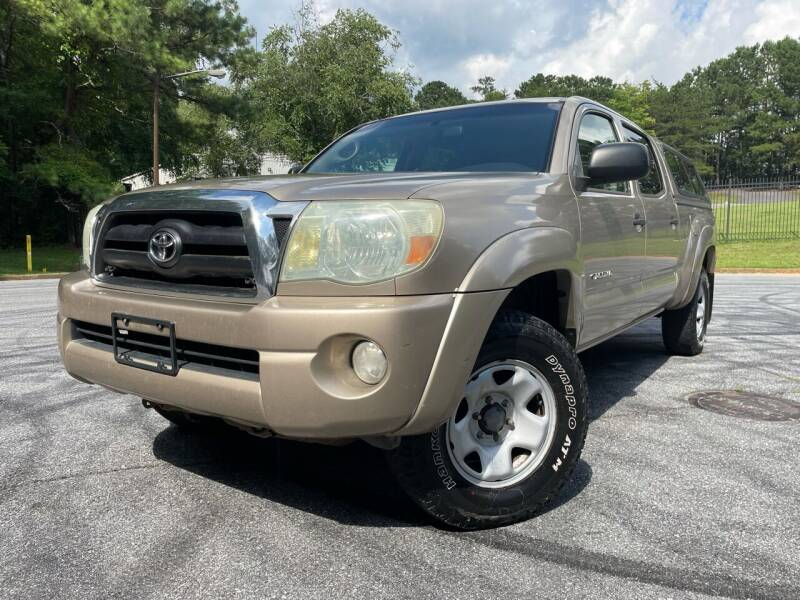 2005 Toyota Tacoma for sale at El Camino Auto Sales - Global Imports Auto Sales in Buford GA
