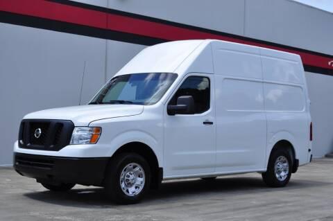 2017 Nissan NV Cargo for sale at Vision Motors, Inc. in Winter Garden FL