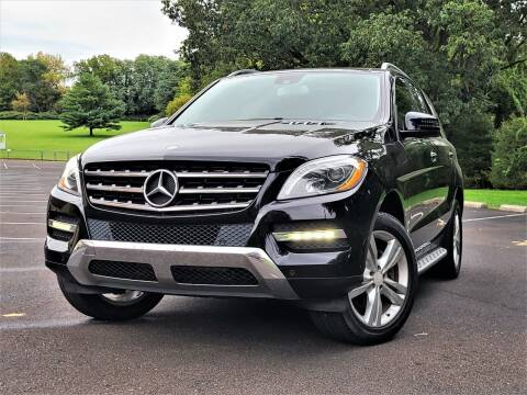 2014 Mercedes-Benz M-Class for sale at Speedy Automotive in Philadelphia PA