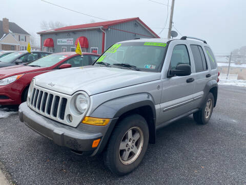 2006 Jeep Liberty for sale at McNamara Auto Sales - Red Lion Lot in Red Lion PA