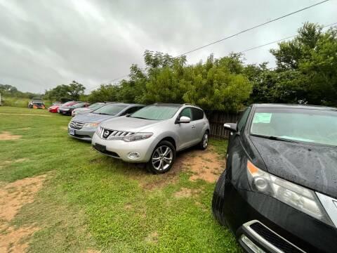 2010 Nissan Murano for sale at Hatimi Auto LLC in Buda TX