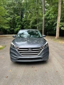 2016 Hyundai Tucson for sale at Amana Auto Care Center in Raleigh NC