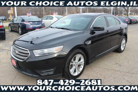 2013 Ford Taurus for sale at Your Choice Autos - Elgin in Elgin IL