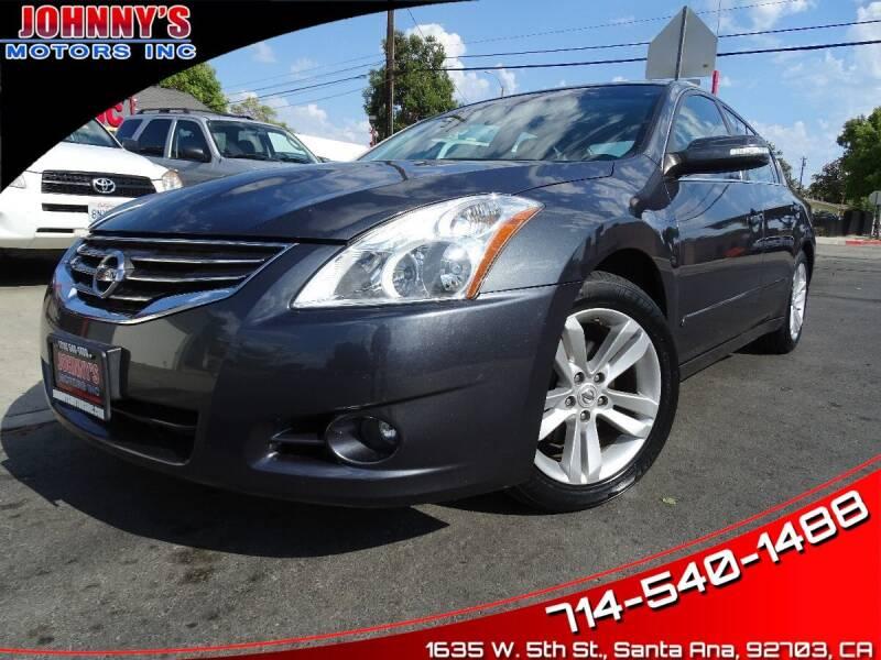 2011 Nissan Altima for sale in Santa Ana, CA