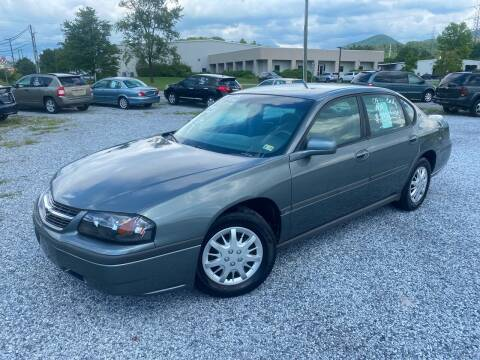 2004 Chevrolet Impala for sale at Bailey's Auto Sales in Cloverdale VA