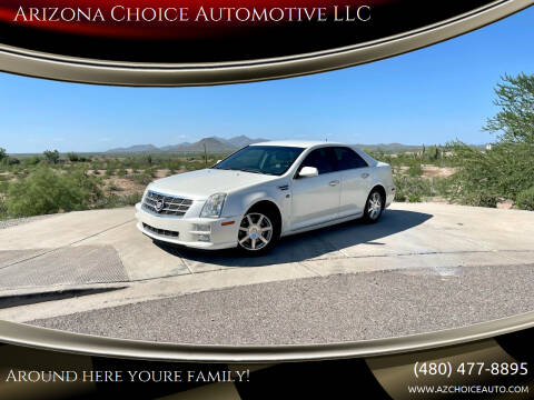 2008 Cadillac STS for sale at Arizona Choice Automotive LLC in Mesa AZ