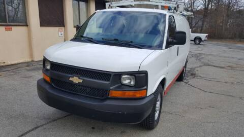 2011 Chevrolet Express Cargo for sale at MOTTA AUTO SALES in Methuen MA