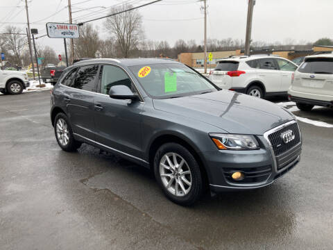 2012 Audi Q5 for sale at JERRY SIMON AUTO SALES in Cambridge NY