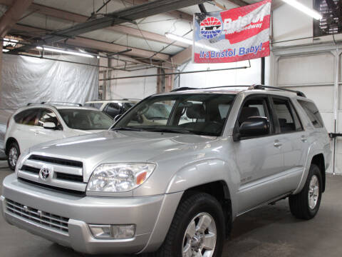 2003 Toyota 4Runner for sale at FUN 2 DRIVE LLC in Albuquerque NM
