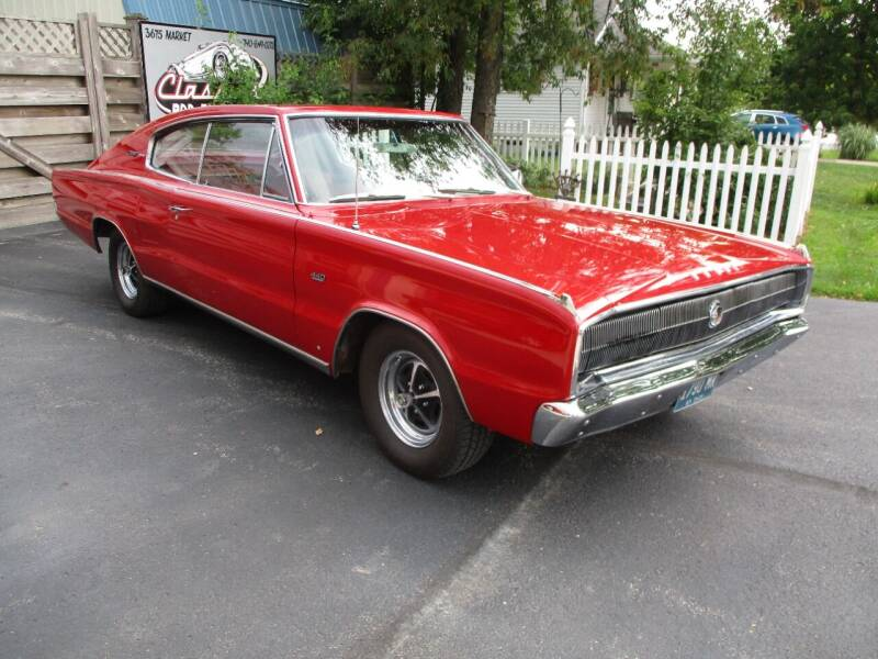 1967 Dodge Charger for sale at Classics and More LLC in Roseville OH