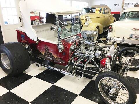 1923 Ford Model T  -   SOLD  T Bucket for sale at AB Classics in Malone NY