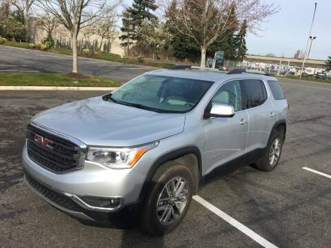 2019 GMC Acadia for sale at Rynok Auto Sales LLC in Auburn WA
