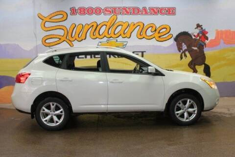 2008 Nissan Rogue for sale at Sundance Chevrolet in Grand Ledge MI