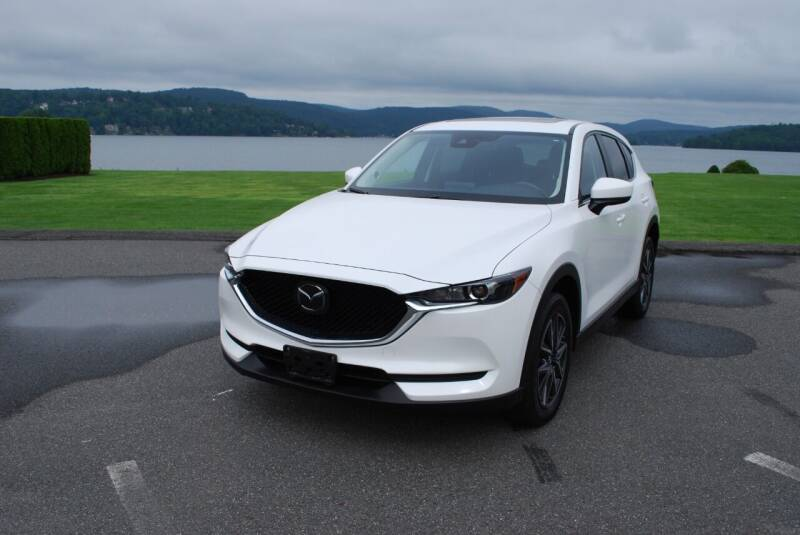 2018 Mazda CX-5 for sale at New Milford Motors in New Milford CT