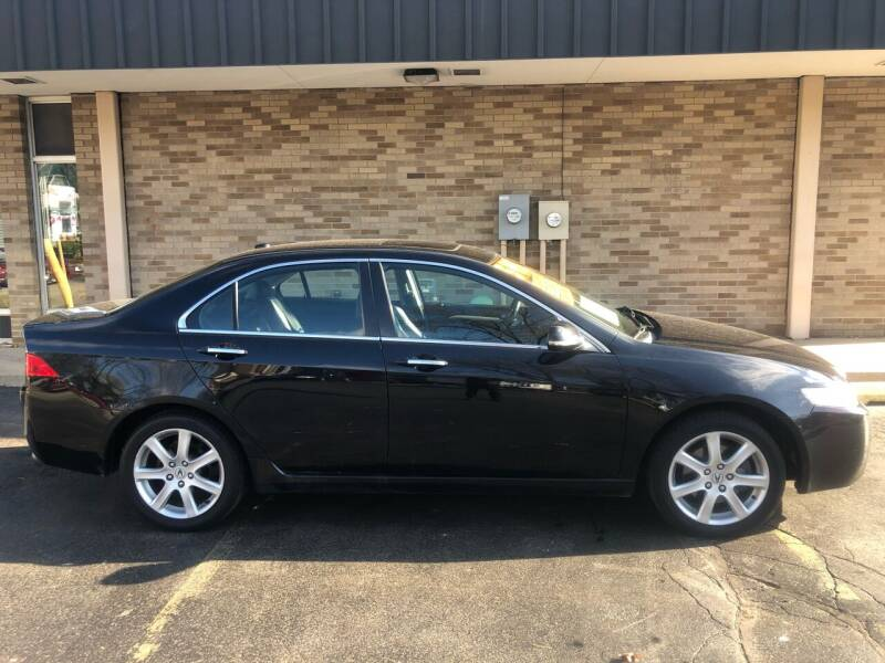 2005 Acura TSX for sale at Arandas Auto Sales in Milwaukee WI