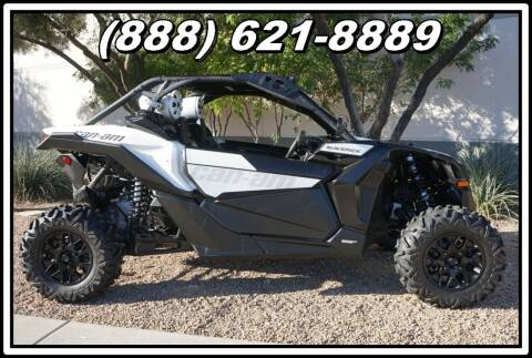 2020 Can-Am Maverick X3 Turbo for sale at AZautorv.com in Mesa AZ